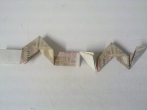 Origami: fold fold 3 from bill - passu 8