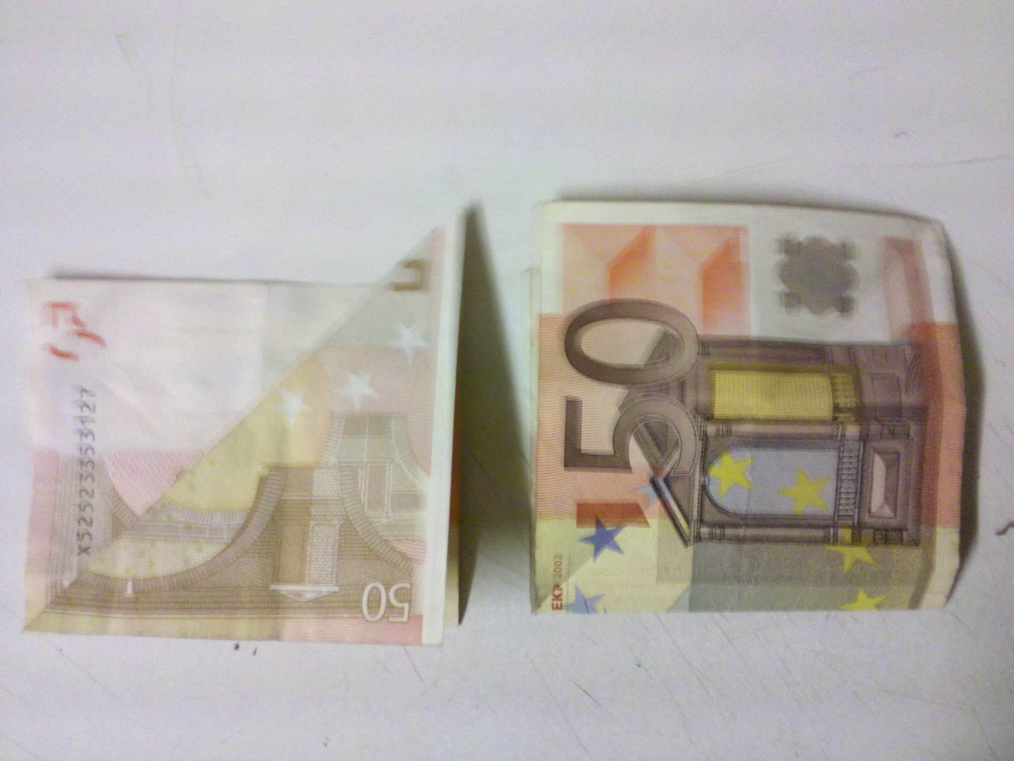 Schlagwort Taufe Origami Mit Geldscheinen