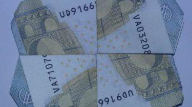 Шамрок од пари