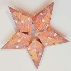 Utasítások: 5 bankjegyek csillaga