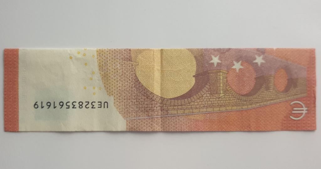Božićne čizme rasklopite iz novčanice - Korak 4
