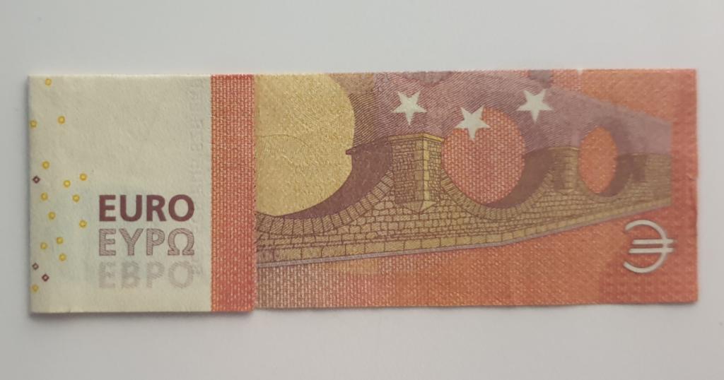 Božićne čizme rasklopite iz novčanice - Korak 5