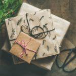 Joulutervehdyksiä ja lahjoja rahaa joulua varten